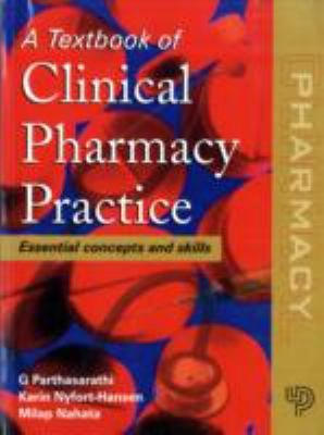 A Text Book of Clinical Pharmacy Practice PDF