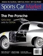 Sports Car Market magazine - April 2008