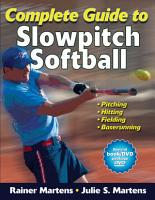 Complete Guide to Slowpitch Softball PDF