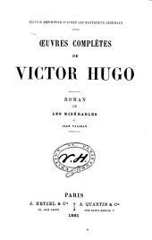 Œuvres complètes de Victor Hugo: Volume37
