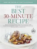 The Best 30 minute Recipe Book
