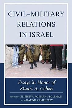 Civil   Military Relations in Israel PDF