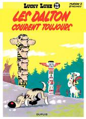 Lucky Luke - Tome 23 - LES DALTONS COURENT TOUJOURS