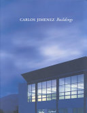 Carlos Jimenez: Buildings