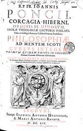 Cursus philosophicus