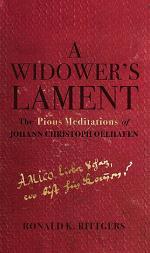 A Widower's Lament