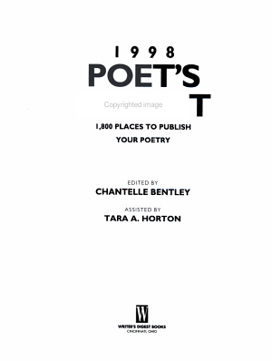 Poet s Market 1998