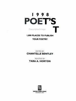 Poet's Market 1998