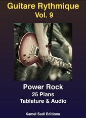 Guitare Rythmique Vol. 9: Power Rock