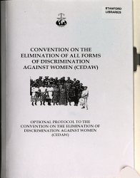 Convention on the Elimination of All Forms of Discrimination Against Women  CEDAW  PDF