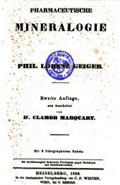 Pharmaceutische Mineralogie
