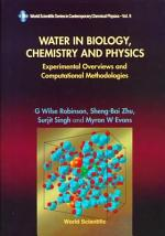 Water in Biology, Chemistry, and Physics