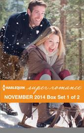 Harlequin Superromance November 2014 - Box Set 1 of 2: One Frosty Night\The South Beach Search\All That Glitters