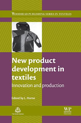 New Product Development in Textiles PDF