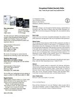 OOQ  Occupational Outlook Quarterly PDF