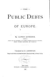 The Public Debts of Europe