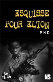 Esquisse pour Elton: Nouvelle noire
