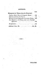 A Treatise on Soils and Manures, as Founded on Actual Experiences, and as Combined with the Leading Principles of Agriculture: In which the Theory and Doctrines of Sir Humphry Davy, and Other Agricultural Chemists, are Rendered Familiar to the Experienced Farmer