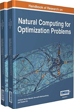 Handbook of Research on Natural Computing for Optimization Problems PDF