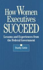 How Women Executives Succeed