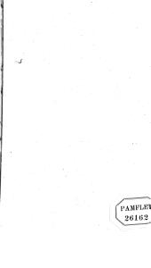 Aanspraak van den weled. achtb. heer burgemeester F. van de Poll bij het uittrekken der Amsterdamsche schutterij, op vrijdag, den 29sten october 1830