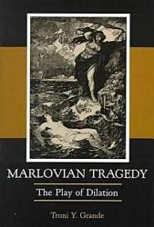 Marlovian Tragedy Book PDF