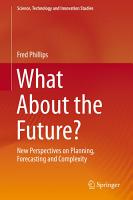 What About the Future  PDF