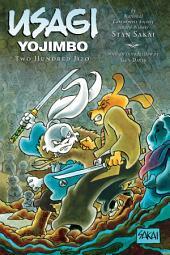 Usagi Yojimbo Volume 29: 200 Jizo