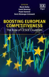 Boosting European Competitiveness: The Role of CESEE Countries