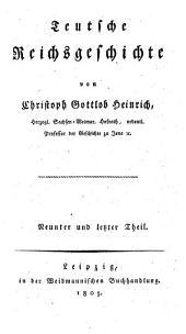 Teutsche Reichsgeschichte