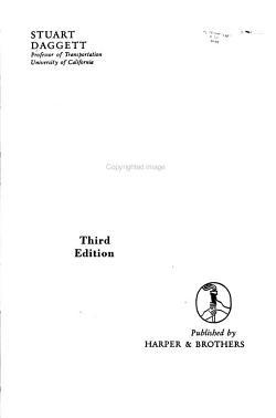 Principles of Inland Transportation PDF