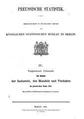 Preussische statistik: Ausgaben 4-7