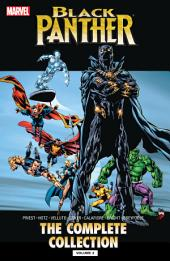 Black Panther By Christopher Priest: The Complete Collection Vol. 2