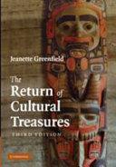 The Return of Cultural Treasures Book