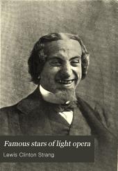 Famous Stars of Light Opera
