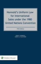 Uniform Law for International Sales under the 1980 United Nations Convention: Edition 4