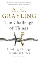 The Challenge of Things PDF
