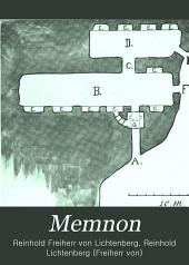 Memnon: Zeitschrift für die Kunst- und Kultur-Geschichte des alten Orients, Band 1