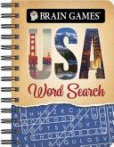 Brain Games Mini - USA Word Search