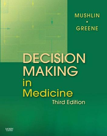 Decision Making in Medicine PDF