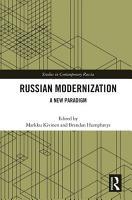 Russian Modernization PDF