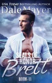 SEALs of Honor: Brett (Military Romantic Suspense)