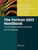 The Fortran 2003 Handbook