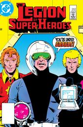 The Legion of Super-Heroes (1980-) #312