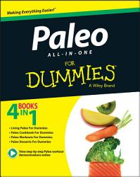 Paleo All In One For Dummies Book PDF
