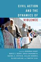 Civil Action and the Dynamics of Violence PDF