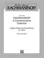 A Commemorative Collection: For Late Intermediate to Advanced Piano
