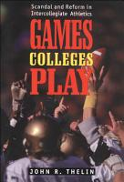 Games Colleges Play PDF