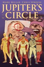 Jupiter's Circle Vol 2 #3