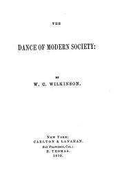 The Dance of Modern Society